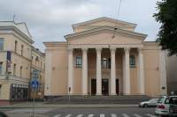 The National academic drama theatre of name of M.Gorkogo